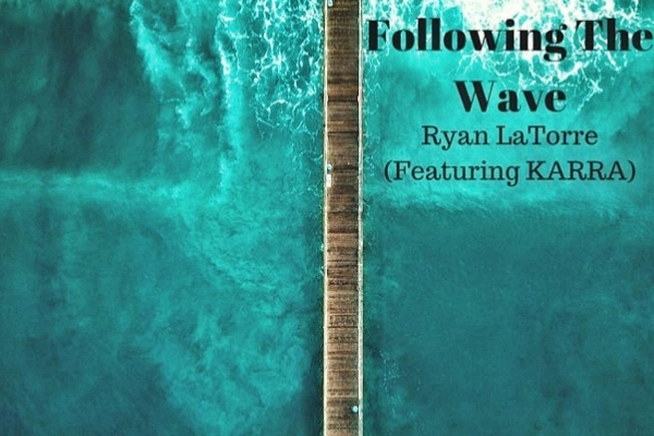 ryan latorre following the waves