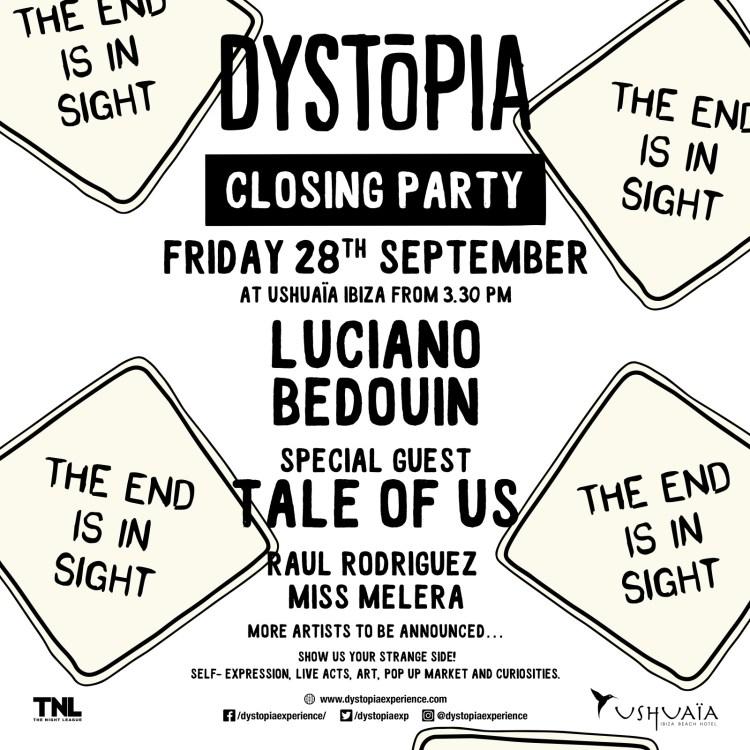 Dystopia 2018 Flyer