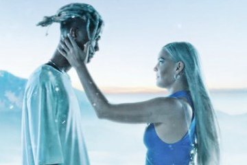 david guetta dont leave me alone official music video