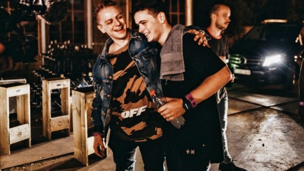 martin garrix blinders breach walk alone