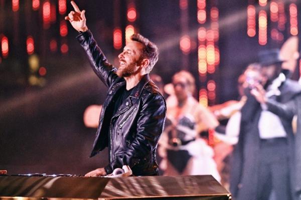 david guetta los40 music awards