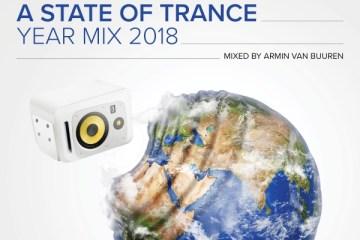 armin van buuren a state of trance year mix 2018