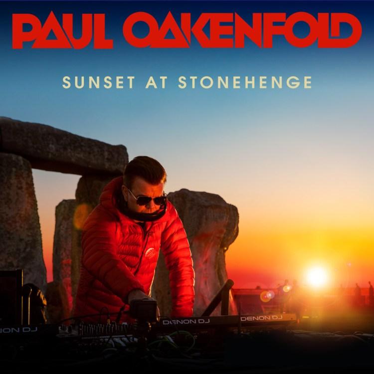 Live at Stonehenge