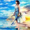 skrillex hikaru utada kingdom hearts iii opening theme