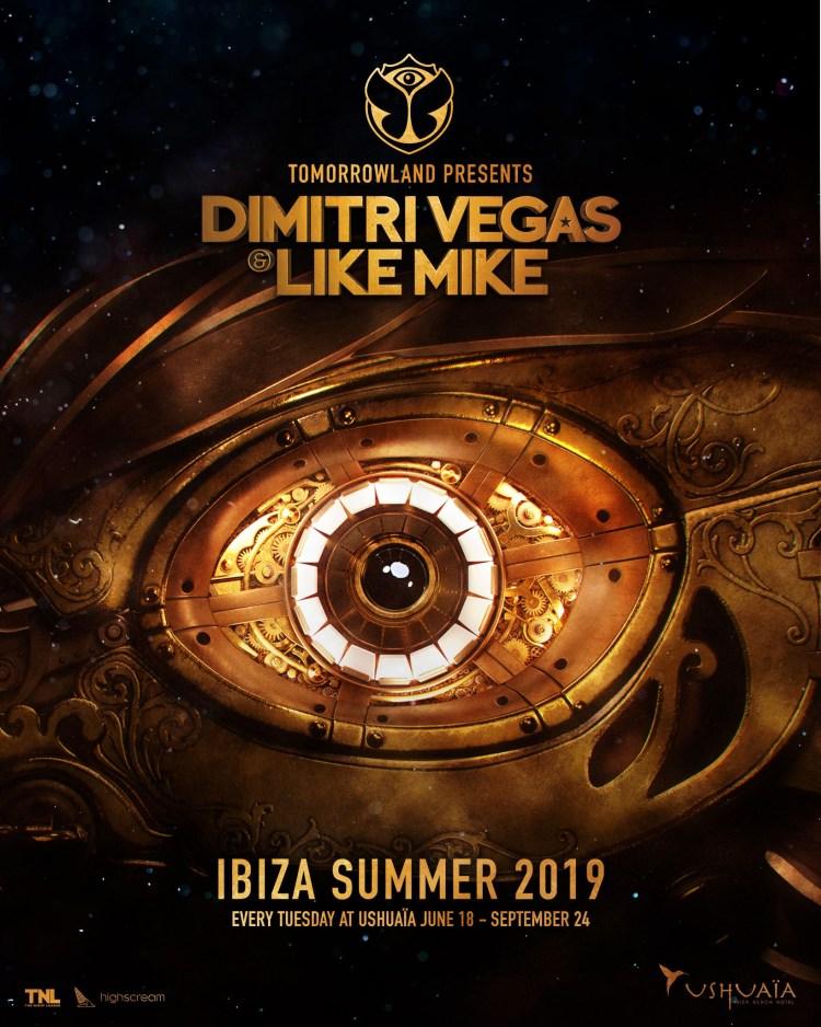 Ushuaia Ibiza 2019 Residency
