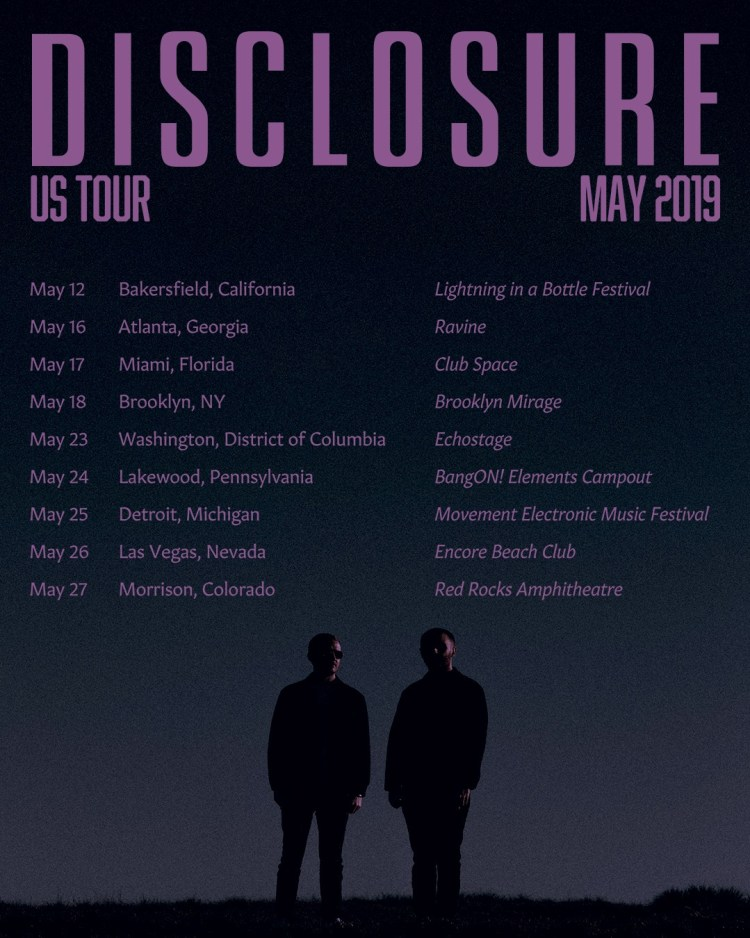 Disclosure May 2019 Flyer
