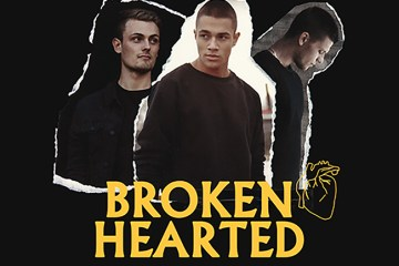 LIAMOO, Steerner, Hechmann - Broken Hearted