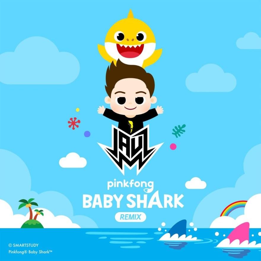 Baby Shark Remix Album Artwork
