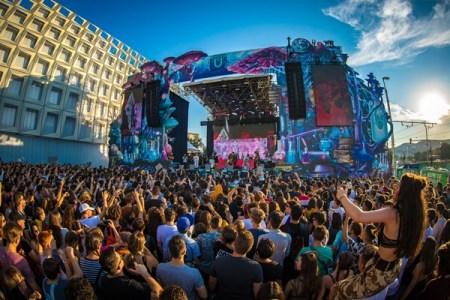 untold festival mainstage
