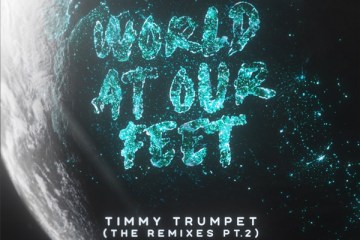 Timmy Trumpet - World At Our Feet Remixes Pt. 2