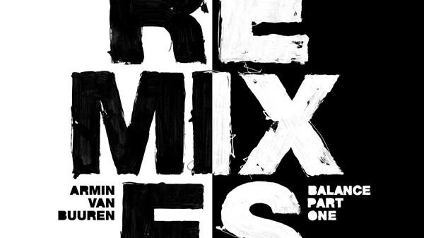 Armin van Buuren Balance Remixes