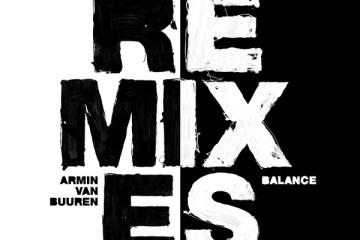Armin van Buuren 'Balance' Remix Album