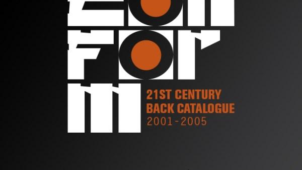 Conform's 21st Century Catalogue