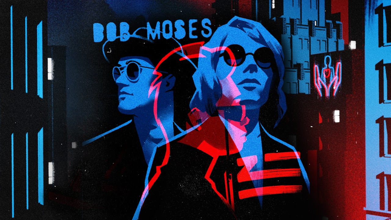 BOB MOSES & TWITCH Announce Exclusive Partnership with a Livestream Concert