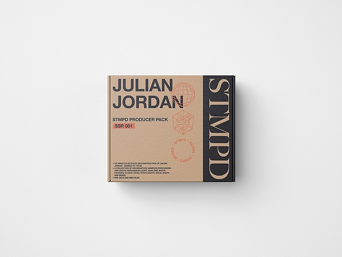 STMPD RCRDS Debut First-Ever Producer Pack with Julian Jordan