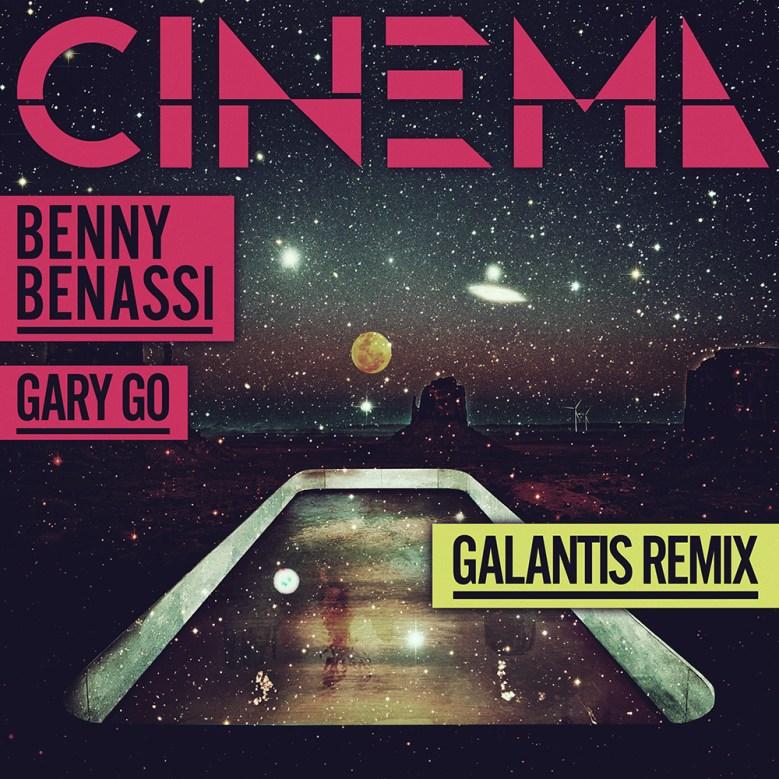 BENNY BENASSI CELEBRATES 10 YEAR ANNIVERSARY OF 'CINEMA' WITH KILLER FROM FROM GALANTIS ' ile ilgili görsel sonucu