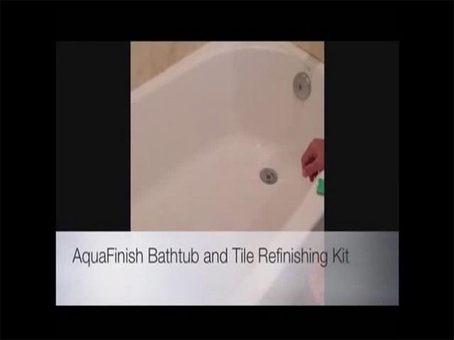 it yourself bathtub refinishing kit
