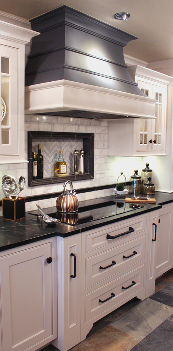 Modern Farmhouse Luxury - Mustang - Edmond Kitchen & Bath LLC on Luxury Farmhouse Kitchen  id=31170