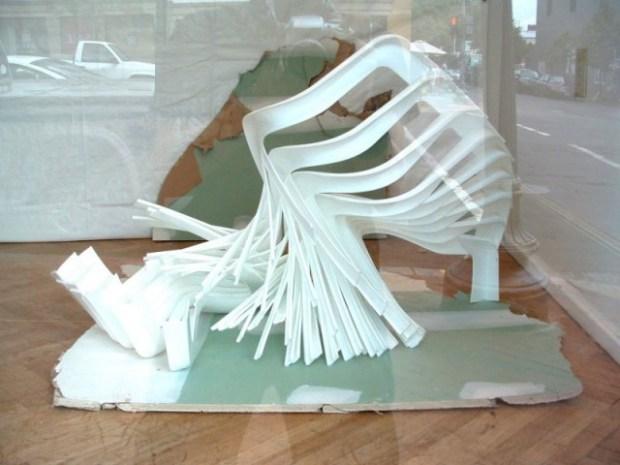 Monobloc Sculpture