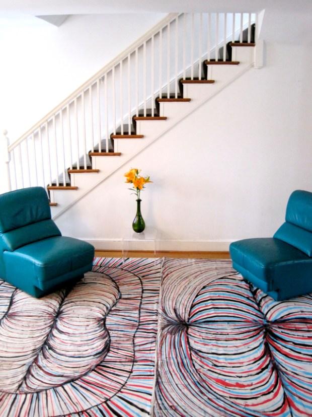 Twins Living Room