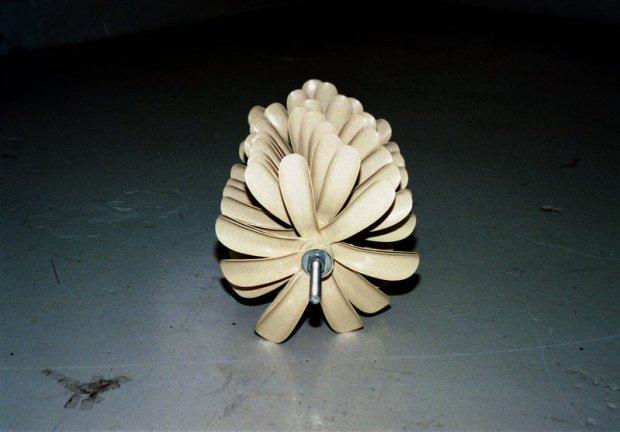 Shoehorn Sculpture