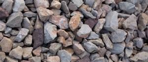 multicolored rocks