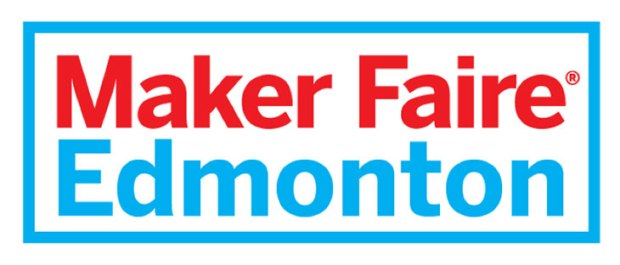 Maker Faire Edmonton logo