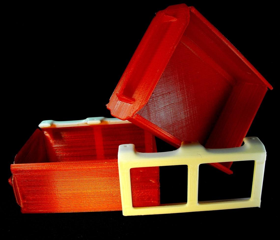 3D Printed - Under Cabinet Drawer