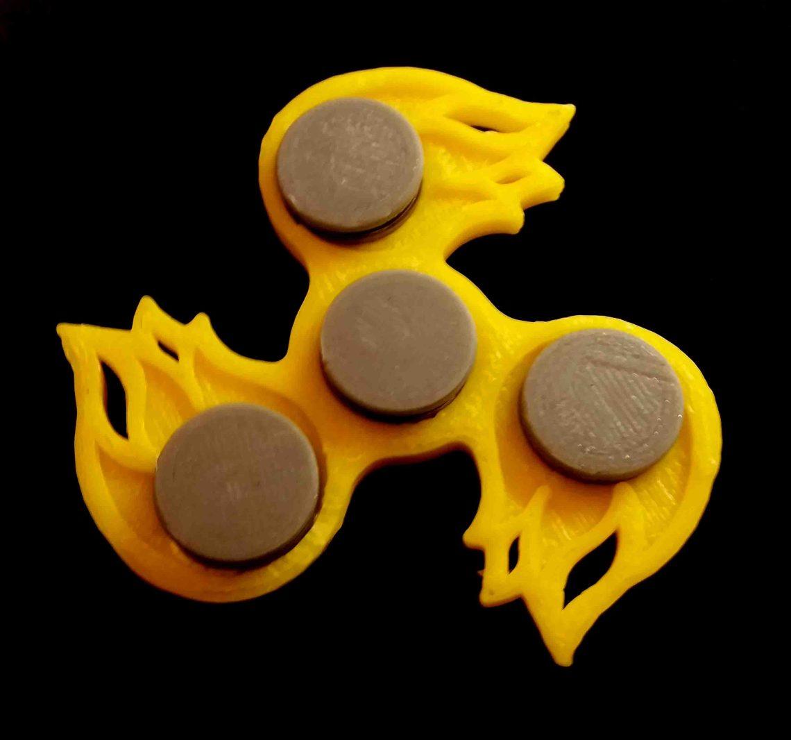 FireBall Fidget Spinner