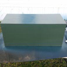 Ultimate Water Rocket box painted