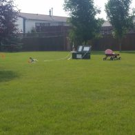 Ultimate Water Rocket launch site