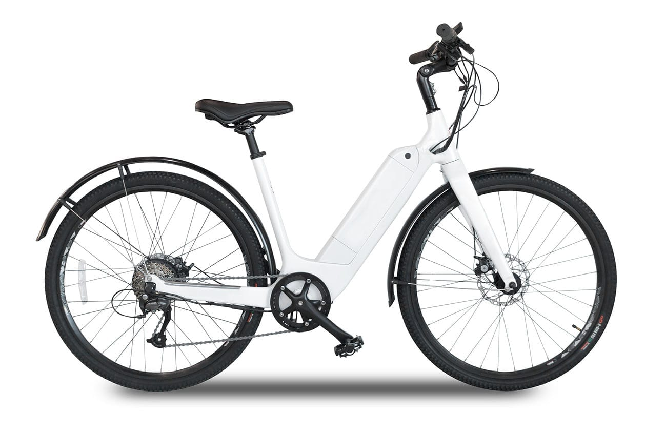 Ec2 Carbon Fibre Electric Bike