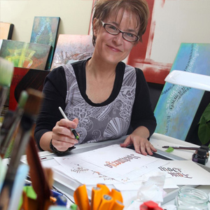 Contemporary Calligraphy: Alice Young and the Pilot Parallel Pen