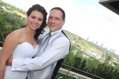 Edmonton Wedding Bride and Groom