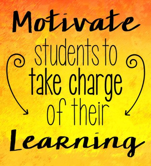 Resource for teachers - motivating students