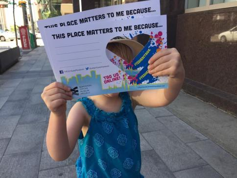 Edmontonians invited to share what places matter to them for an ECAMP project.