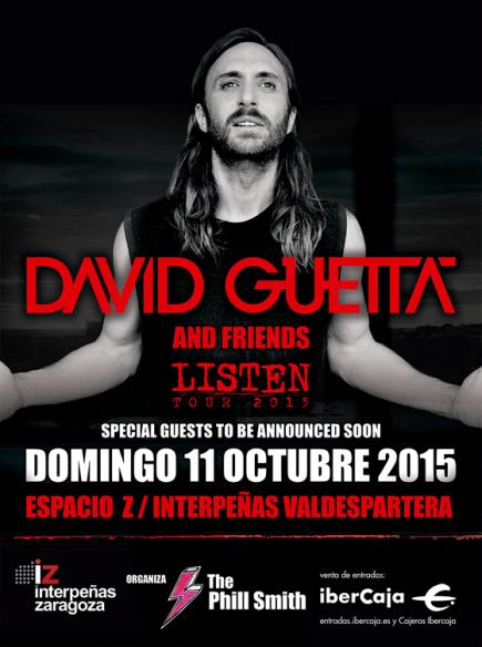 david-guetta-and-friends-edmred DAVID GUETTA en Zaragoza