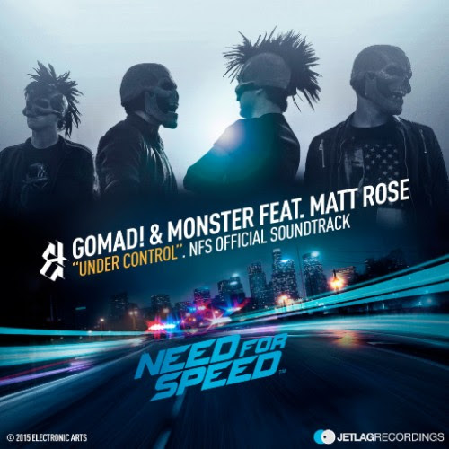 Gomad-and-Monsters-EDMred GoMad! & Monster ponen banda sonora a Need for Speed