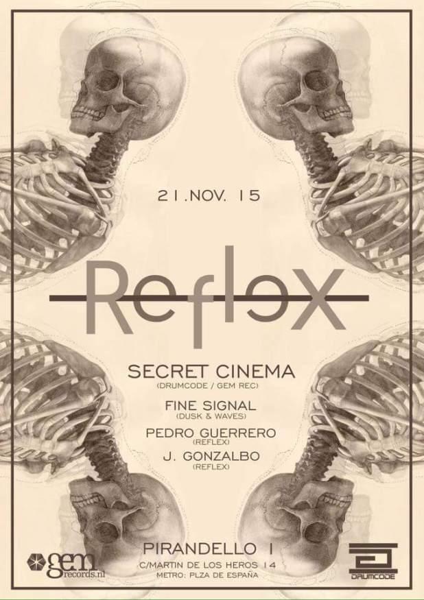 Reflex-drumcode-EDMred Reflex Electronic Lifestyle se estrena en Madrid