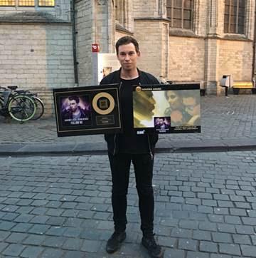 hardwel-disco-de-oro-EDMred Hardwell consigue dos discos de oro por 'Follow Me'