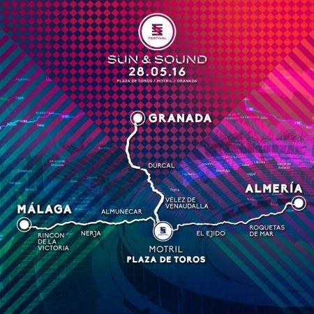 mapa-accesos-sun-sound-EDMred-450x450 En EDMred lo tenemos todo preparado para disfrutar en Sun & Sound