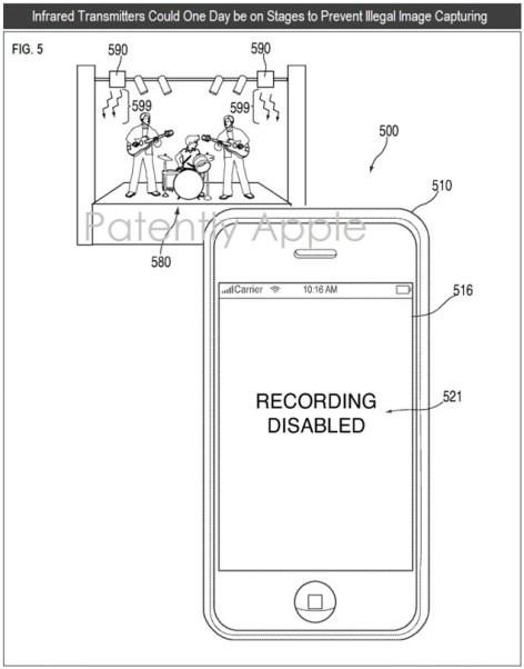 Iphone-353x450 Apple podría acabar con las cámaras en los festivales