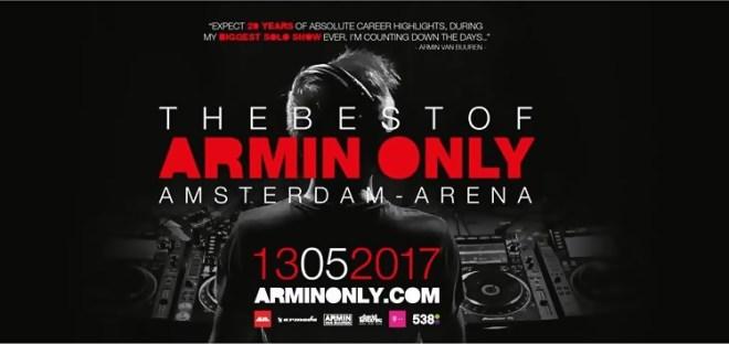 best-armin-only Lo mejor de 'Armin Only', un show único en Amsterdam Arena