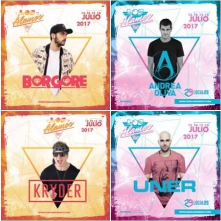 Los-Alamos-451x450 Los Álamos Beach Festival anuncian cuatro nuevos artistas