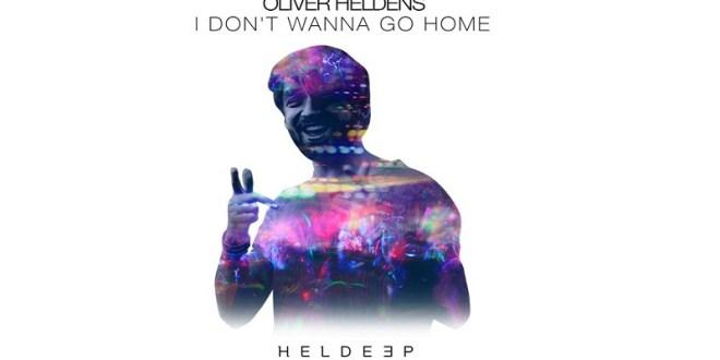 Lo nuevo de Oliver Heldens se llama 'I Don't Wanna Go Home'