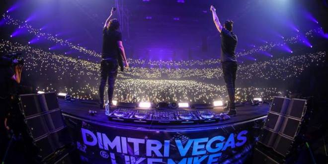 Dimitri Vegas & Like Mike llegan a Sony Music