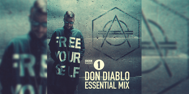 Don Diablo y un set para la historia en Essential Mix