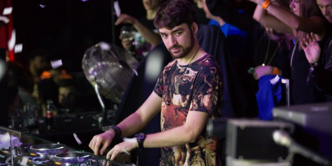 Oliver Heldens y Third Party regresan a OPIUM Barcelona