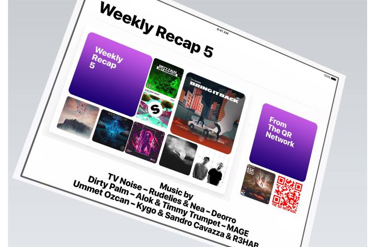 Weekly Recap 5 featuring TV Noise, Alok & Timmy Trumpet