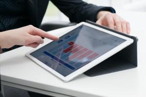 Beratung mit Digitaler Beratermappe per Ipad